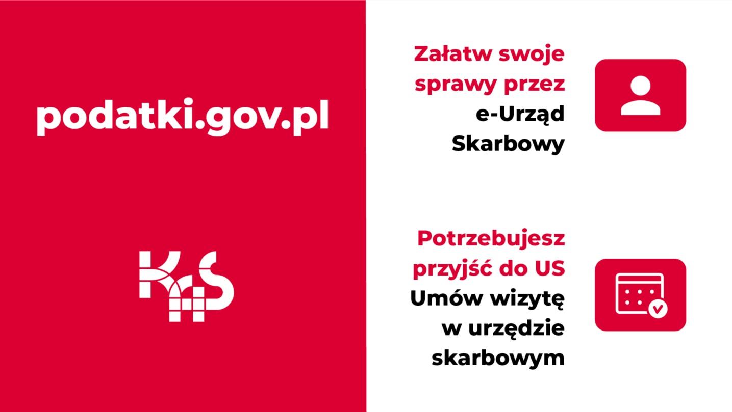 grafika promująca stronę internetową podatki.gov.pl